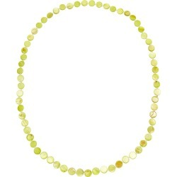 W.lane Norfolk Shell Necklace - Lime found on Bargain Bro India from crossroads for $12.54