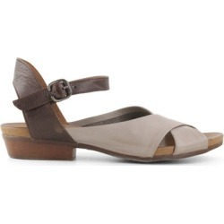 Bueno Julie Heeled Sandal - Dark Stone/brown - 41 found on Bargain Bro from Noni B Limited for USD $70.42