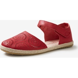 Rivers Leathersoft Sandal - Red - 37 found on Bargain Bro India from Rockmans for $13.24