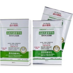 Dr. Morita Concentrated Essence Mask Series - Aloe Vera Essence Facial Mask (soothing And Purifying) - Multi - One