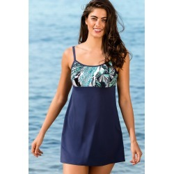 Quayside Dress Swimsuit - Abstract Animal - 8 found on Bargain Bro Philippines from Rivers for $44.26
