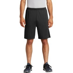 Sport-tek Posicharge Competitor Pocketed Short - Black - S found on Bargain Bro Philippines from Noni B Limited for $21.21