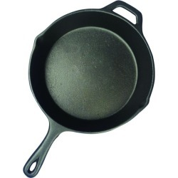 Soga 26cm Round Cast Iron Non-stick Frypan With Handle - Black found on Bargain Bro India from crossroads for $38.36