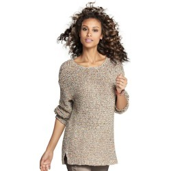 Urban Tape Yarn Jumper - Multi - M found on Bargain Bro from Noni B Limited for USD $31.11