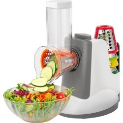 Todo 2 In 1 Frozen Fruit Dessert Maker And Electric Salad Maker - White - One found on Bargain Bro from Noni B Limited for USD $52.25