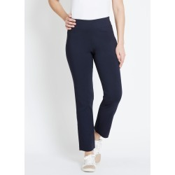 Rivers Classic Straight Bengaline Pant - Navy - 18 found on Bargain Bro from BE ME for USD $8.42
