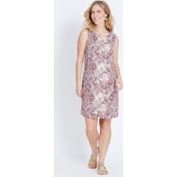 Rockmans Eyelet Shift Dress - Paisley - 12 found on Bargain Bro India from W Lane for $15.55