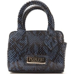 Pompei Donatella Blu Navy Handbag - One found on Bargain Bro India from Katies for $175.35