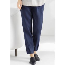 Grace Hill Cuff Detail Pant - Navy - 12 found on Bargain Bro India from Rockmans for $38.12
