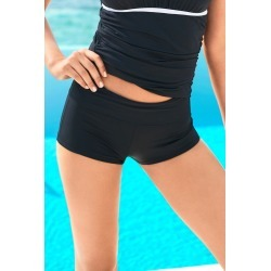 Quayside Foldover Boyleg - Black - 10 found on Bargain Bro Philippines from Rivers for $7.38