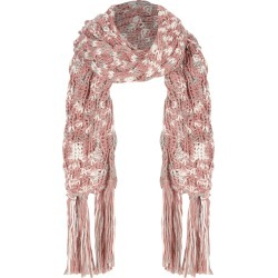 Rivers Cable Colour Scarf - Rose Mix - ONE found on Bargain Bro India from Rockmans for $16.32