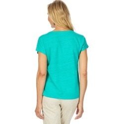 W.lane Applique Front Tee - Jade - XL found on Bargain Bro from W Lane for USD $6.76