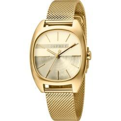 Esprit Watch Es1l038m0095 Women Gold - One found on MODAPINS from Rockmans for USD $128.12