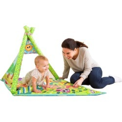 In 1 Baby Play Gym Activity Mat 4 - Green - One found on Bargain Bro Philippines from Rockmans for $76.23