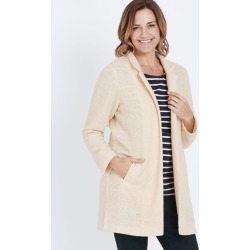 Millers E2e Textured Jacket - Neutral found on Bargain Bro Philippines from crossroads for $43.03