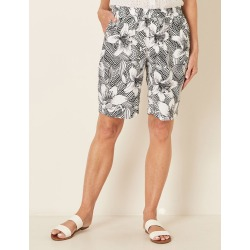 Millers Printed Rayon Short - Lily Mono - 14 found on Bargain Bro India from W Lane for $11.66