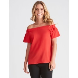Sslv Off Sh Top - Ruby - 8 found on Bargain Bro Philippines from BE ME for $11.07