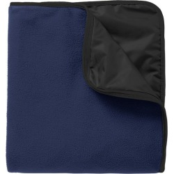 Port Authority Fleece & Poly Travel Blanket - True Navy/ Black - True Navy/ Black - one found on Bargain Bro India from Rockmans for $29.90