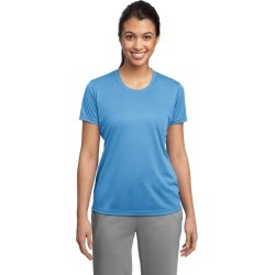 Sport-tek Ladies Posicharge Competitor Tee - Carolina Blue - L found on Bargain Bro Philippines from Noni B Limited for $16.96