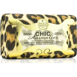 Nesti Dante Chic Animalier Natural Soap - Myrrh, Ginger Tea And Patchouli - Multi - 250g found on Bargain Bro from BE ME for USD $9.17