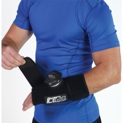 Ice Therapy Ice 20 Elbow/small Knee - Black - One found on Bargain Bro Philippines from Rockmans for $44.79
