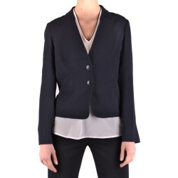 Armani Jeans Women's Blazer In Blue found on MODAPINS from crossroads for USD $281.02