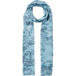 W.lane Italy Print Scarf - Multi found on Bargain Bro India from crossroads for $28.68
