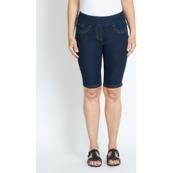 Rivers Comfort Short - Indigo - 18 found on Bargain Bro from Rockmans for USD $10.15