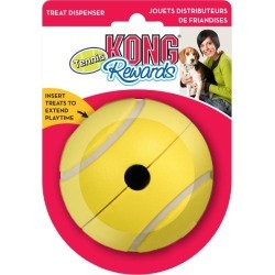Kong Dog Rewards Tennis Toy Small - Multi found on Bargain Bro from Rivers for USD $18.34