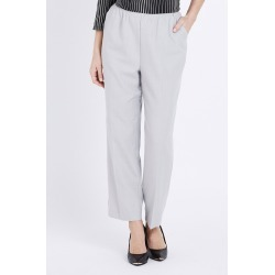 Millers Short Length Essential Pant - Silver Grey - 12 found on Bargain Bro India from Rockmans for $10.65