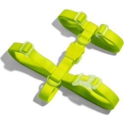 Zee Dog Neopro Adjustable Soft Dog H Harness Yellow Xs