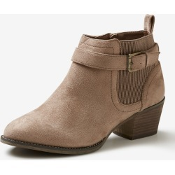 Riversoft Short Boot - Mushroom - 36 found on Bargain Bro from Katies for USD $15.91