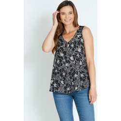 Rivers Short Sleeve Ring Dtl Mix Media - Spotty Botanical - 8 found on Bargain Bro from Noni B Limited for USD $13.81