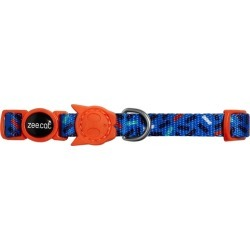Zee Cat Atlanta Adjustable Safety Cat Collar 20-30cm - Multi