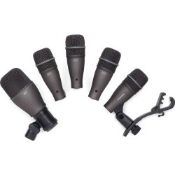 Samson Dk705 Drum Mic Kit 5pc - Multi - One found on Bargain Bro Philippines from Noni B Limited for $241.23