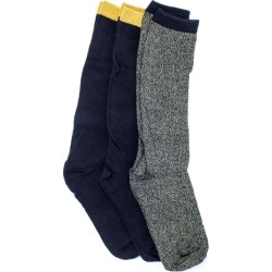Jacqueline De Yong Women's Socks - Blue found on Bargain Bro Philippines from crossroads for $41.89