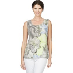 W.lane Stripe Floral Tank - Multi - 10 found on Bargain Bro Philippines from W Lane for $35.36