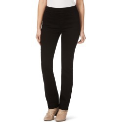 W.lane Signature Full Length Straight Leg Jean - Black - 8 found on Bargain Bro from Noni B Limited for USD $20.55