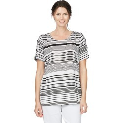 W.lane Button Trim Top - Multi - 14 found on Bargain Bro India from Rockmans for $13.24