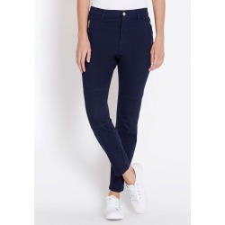Rockmans Full Length Soft Touch Panel Detail Pant - Midnight - 16 found on Bargain Bro Philippines from Rockmans for $14.48