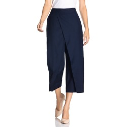 Grace Hill Overlay Crop Pant - Navy - 8 found on Bargain Bro from Rivers for USD $12.93