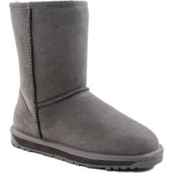 Ozwear Ugg Womens Classic Short Boots - Grey - EU37 / AU7L found on Bargain Bro from Rockmans for USD $65.42