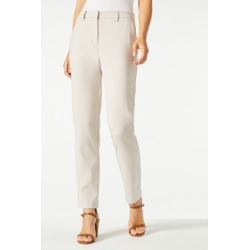 Grace Hill Tailored Slim Pant - Natural - 10 found on Bargain Bro Philippines from crossroads for $38.51