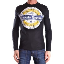 Frankie Morello Men's T-shirt In Black found on MODAPINS from Rivers for USD $137.97