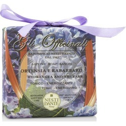 Nesti Dante Gli Officinali Soap - Hydrangea And Rhubarb - Tonic And Energizing - Multi - 200g found on Bargain Bro from BE ME for USD $9.17