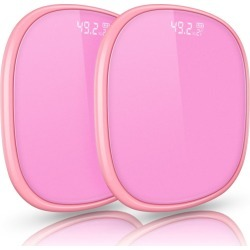 Soga 180kg Digital Fitness Bathroom Scales 2pack - Pink - ONE found on Bargain Bro from Noni B Limited for USD $37.51