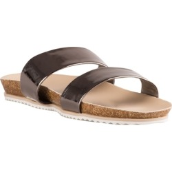 Capture Hally Sandal Flat - Pewter - 6 found on Bargain Bro Philippines from Rockmans for $13.76