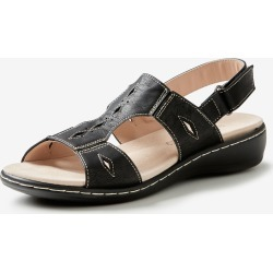 Rivers Orthofit Sandal - Black - 41 found on Bargain Bro from Noni B Limited for USD $20.28