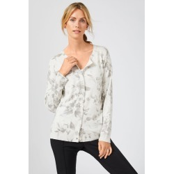 Capture Printed Cotton Cardi - Floral - S found on Bargain Bro Philippines from Rivers for $22.13