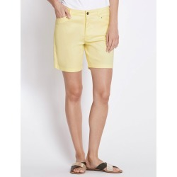 Rockmans Mid Thigh Solid Colour Short - Daffodil - 10 found on Bargain Bro India from W Lane for $15.55